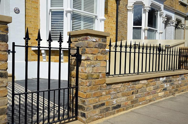 London Garden Wall Company London Garden Brickwall Builders